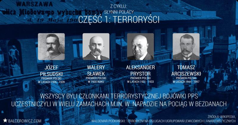 Słynni Polacy: Terroryści