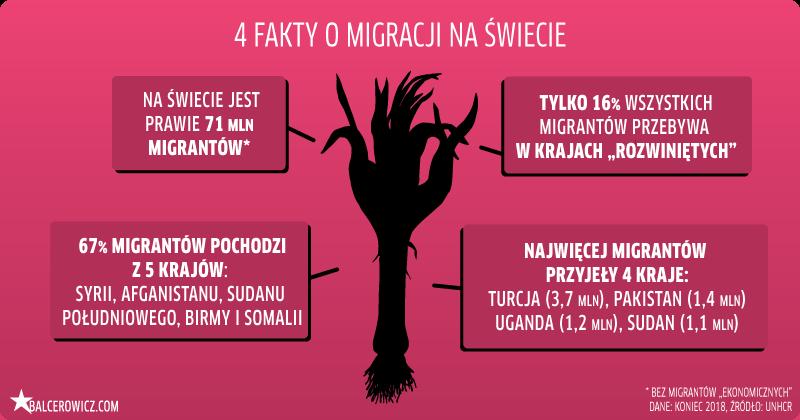 4 fakty o migracji
