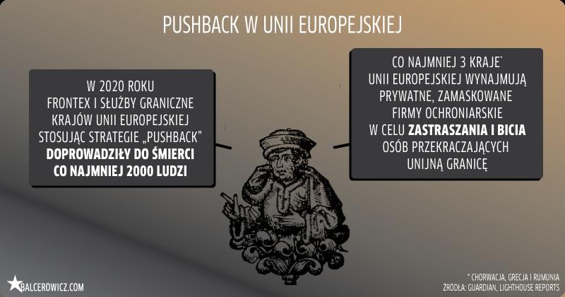 Pushback w unii europejskiej